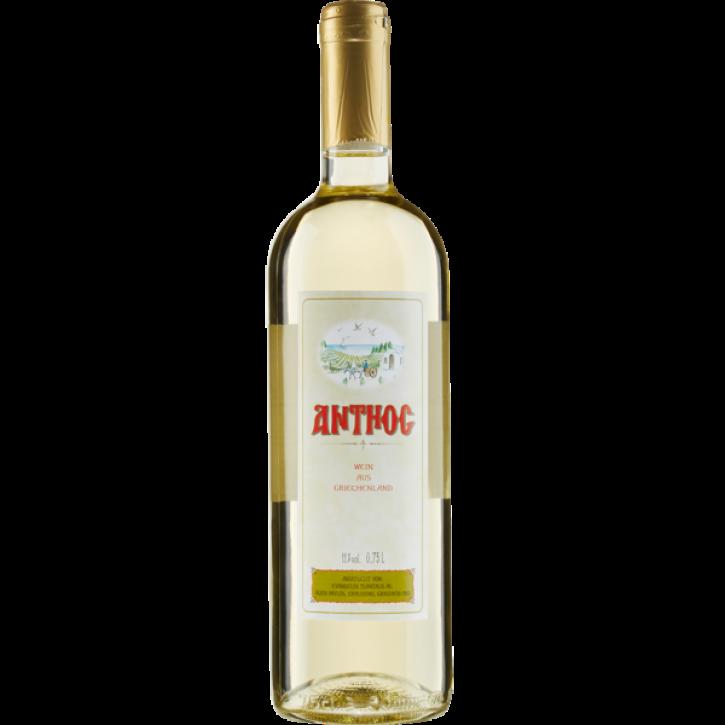 Anthos Weiß trocken (750ml) Tsantali