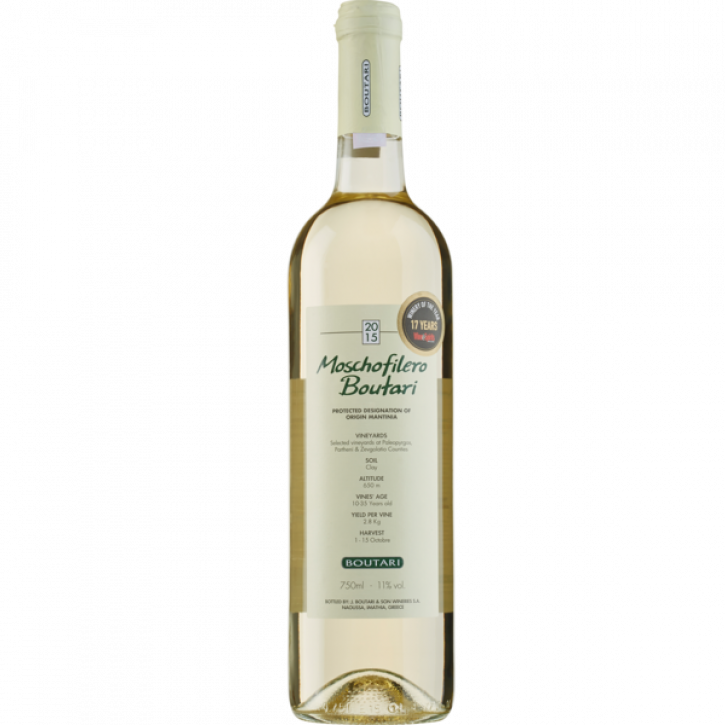 Moschofilero Weiß trocken (750ml) Boutari