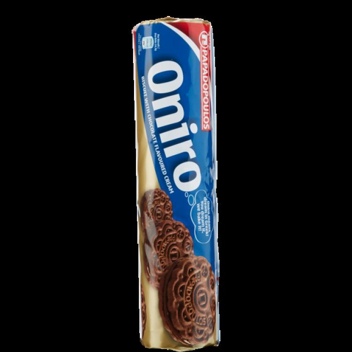Oniro Doppelkeks Schoko (200g) Papadopoulos