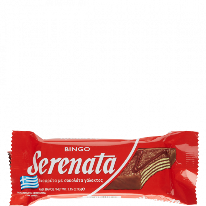 Serenata Schokowaffelriegel (33g)