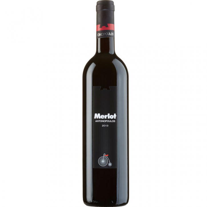 Merlot Rot trocken (750ml) Antonopoulos