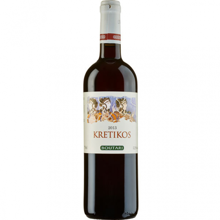 Kretikos Rot trocken (750ml) Boutari