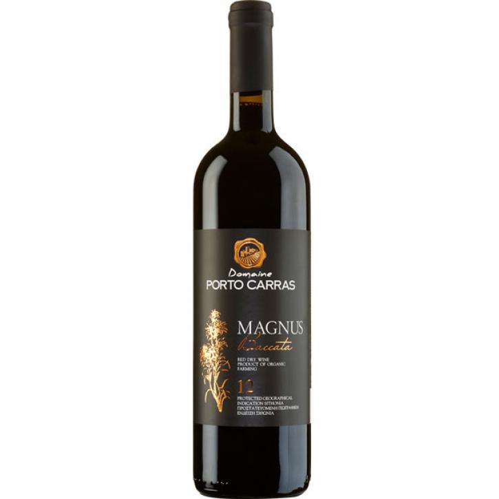 Magnus Baccata Rot BIO (750ml) Porto Carras