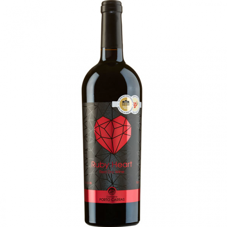 Ruby Heart Rot BIO (750ml) Porto Carras