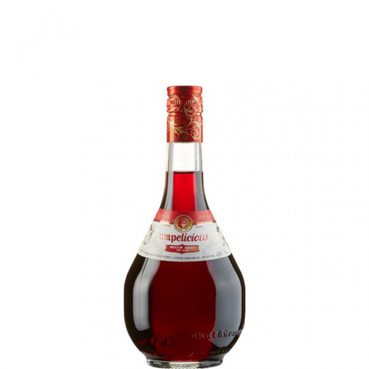 Ampelicious Imiglykos Rot (500ml) Georgiadis