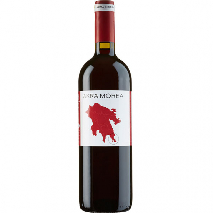 Akra Morea Rot trocken (750ml) Monemvasia