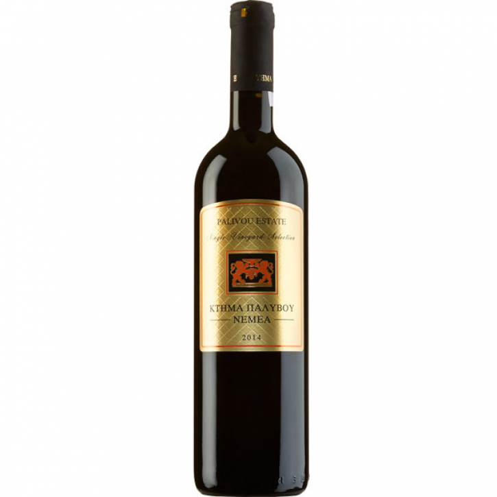 Nemea Gold Label Rot trocken (750ml) Palivou Estate
