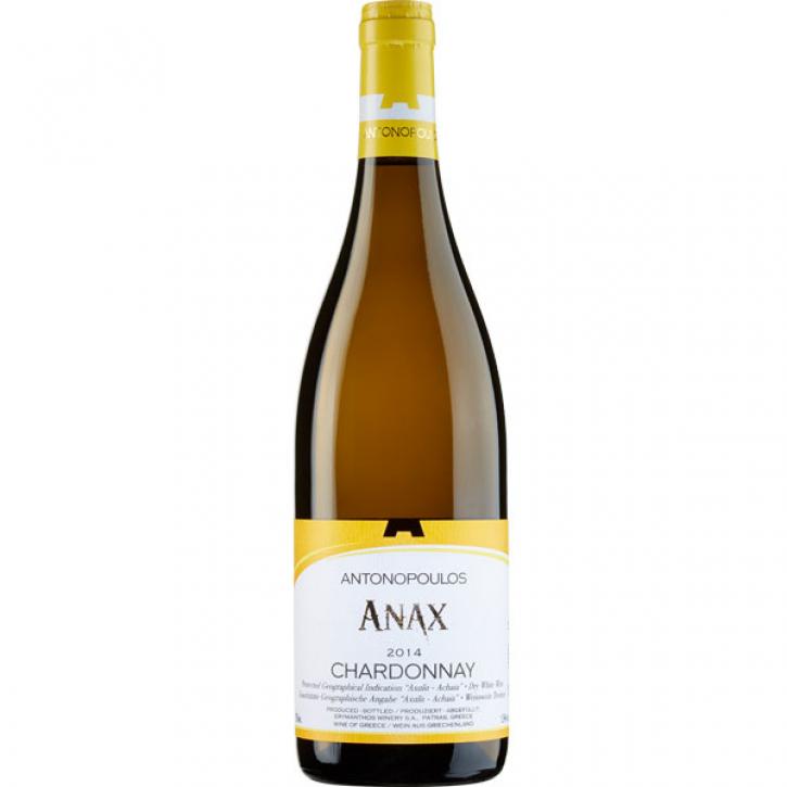 Chardonnay Anax Weiß trocken (750ml) Antonopoulos
