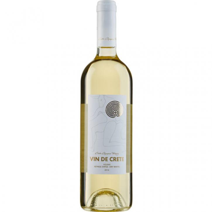 Vin de Crete Weiß trocken (750ml) Mediterra