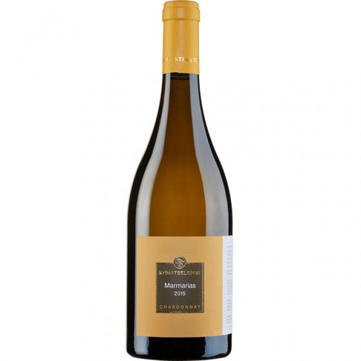 Chardonnay Marmarias Weiß trocken (750ml) Tselepos