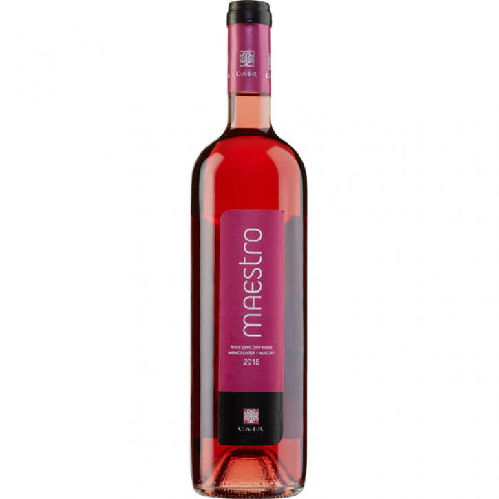 Maestro Rose halbtrocken (750ml) Cair