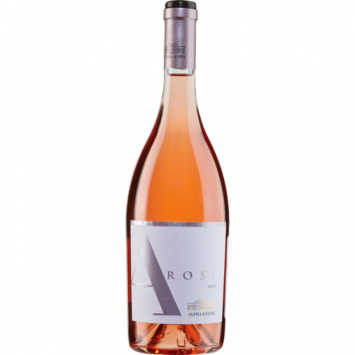 Rose trocken (750ml) Alpha Estate
