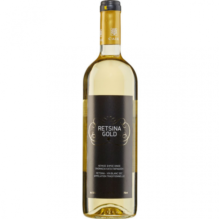 Retsina Gold (750ml) C.A.I.R