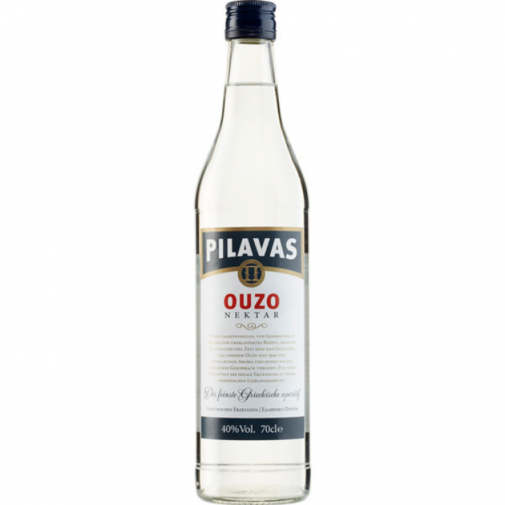 Ouzo Nektar Normal (700ml/40%) Pilavas