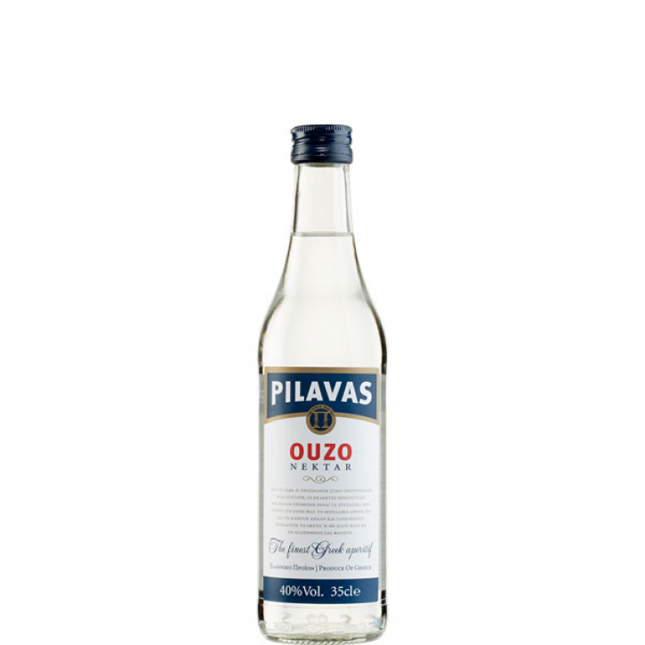 Ouzo Nektar Normal (350ml) Pilavas