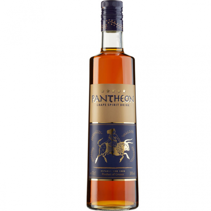 Branntwein mit Honig Pantheon 5 Sterne (700ml)