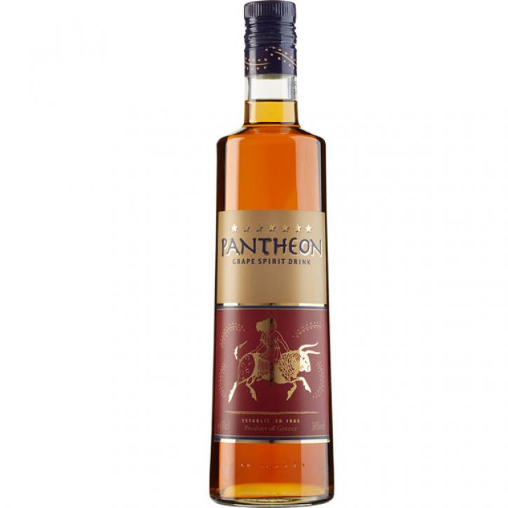 Branntwein mit Honig Pantheon 7 Sterne (700ml)