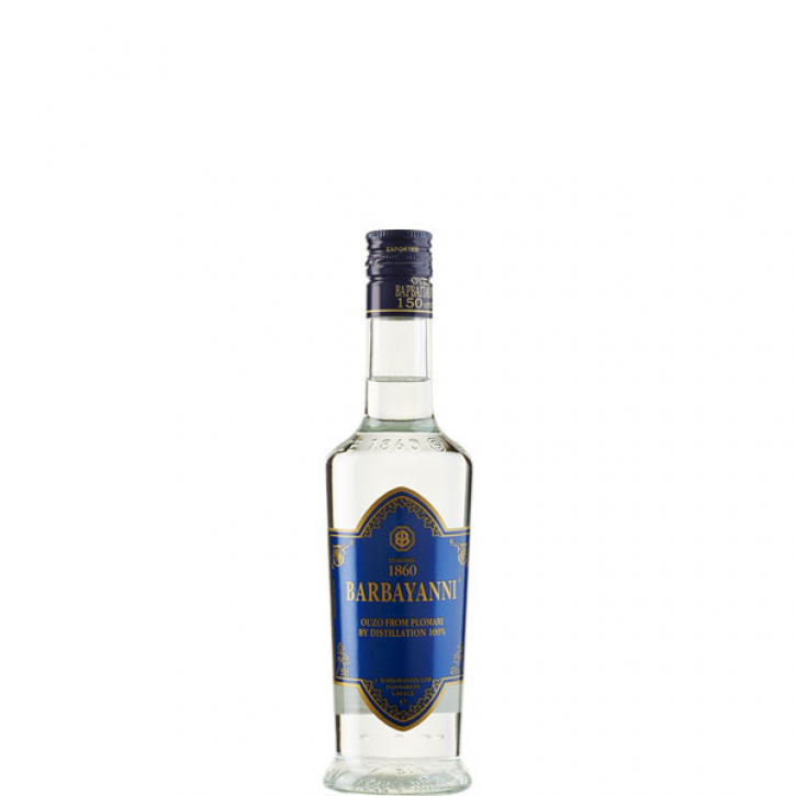 Ouzo Barbayanni Blau (200ml)