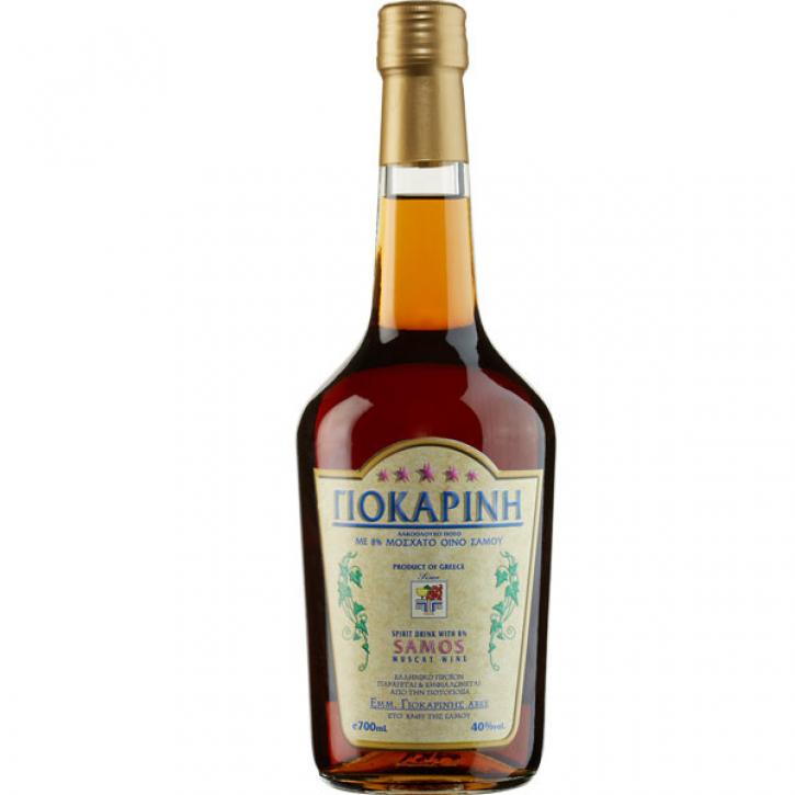 Branntwein Samos (700ml/40%) Giokarini