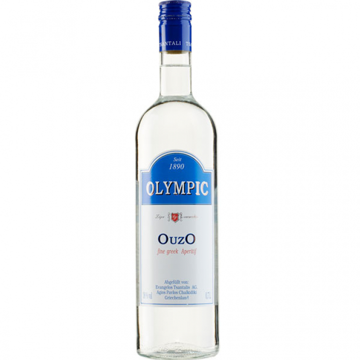 Ouzo Olympic (700ml) Tsantali