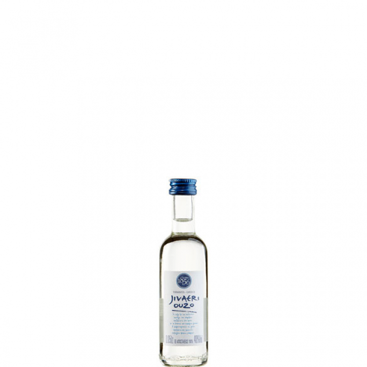 Ouzo Jivaeri Mini (50ml) Katsaros