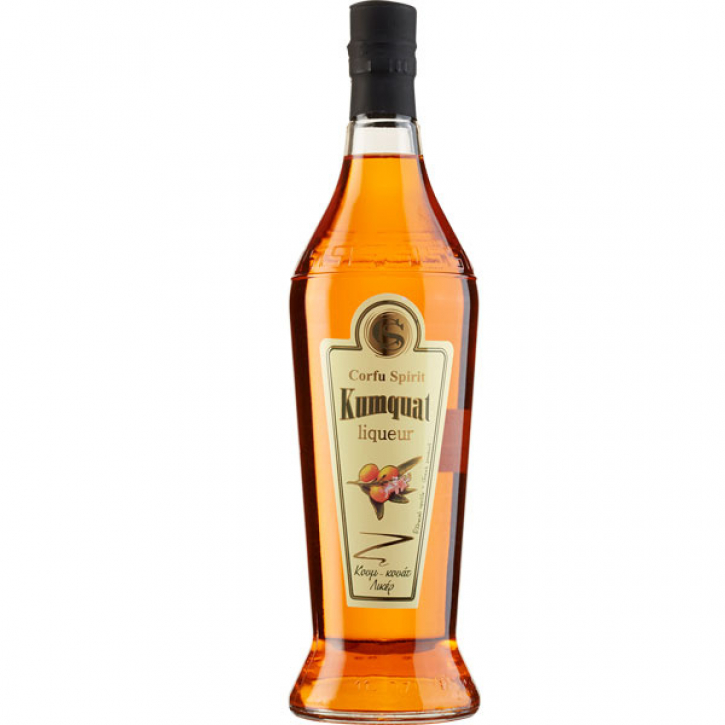 Likör Kumquat (700ml) Corfu Spirit