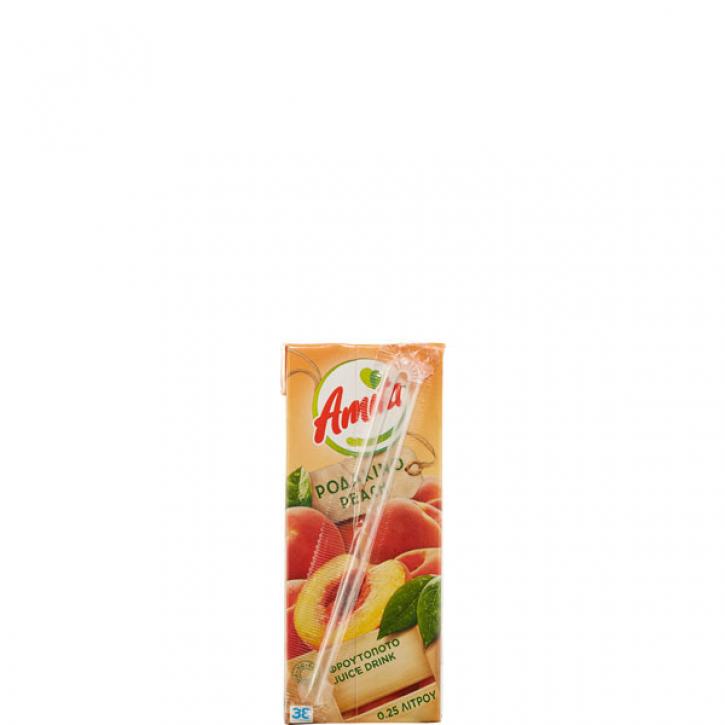 Pfirsichsaftgetränk 31% (250ml) Amita