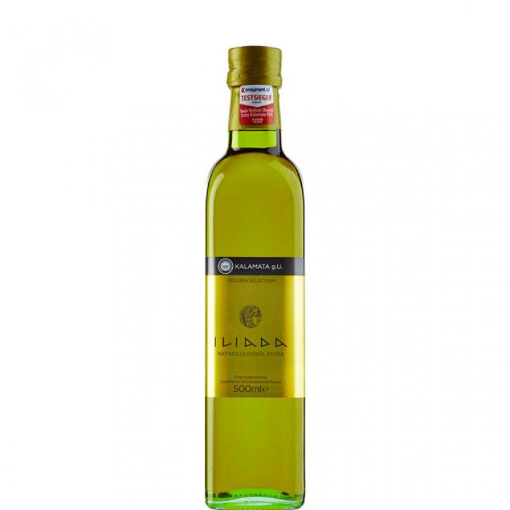 Olivenöl Extra Nativ Iliada (500ml) Agro Vim