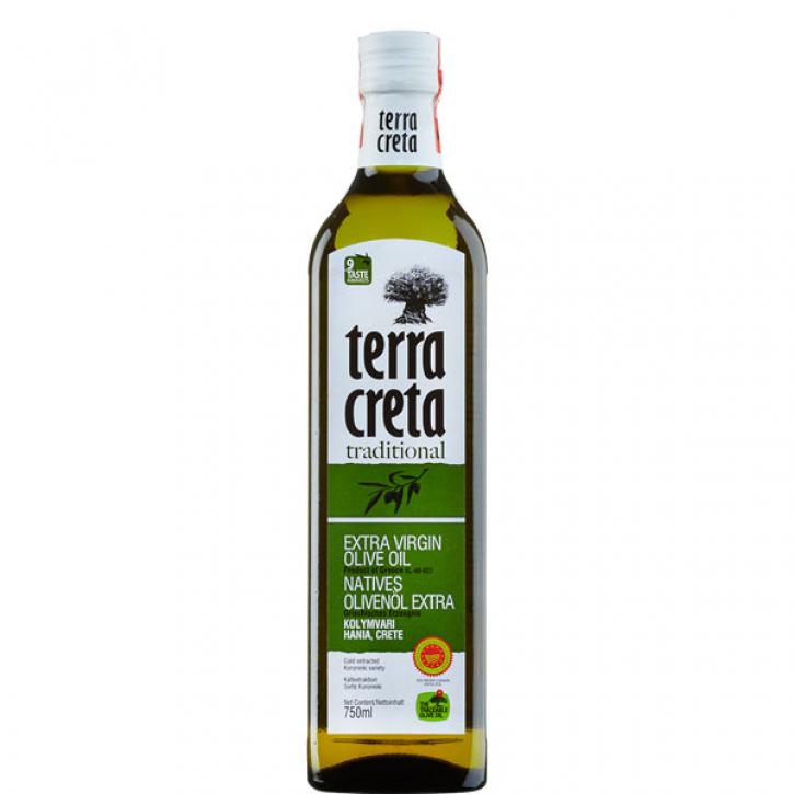 Olivenöl Extra Nativ Kolymvari (750ml) Terra Creta