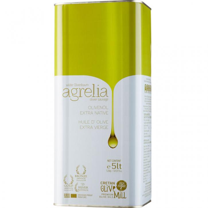 Olivenöl Extra Nativ Agrelia (5L) Cretan Olive Mill