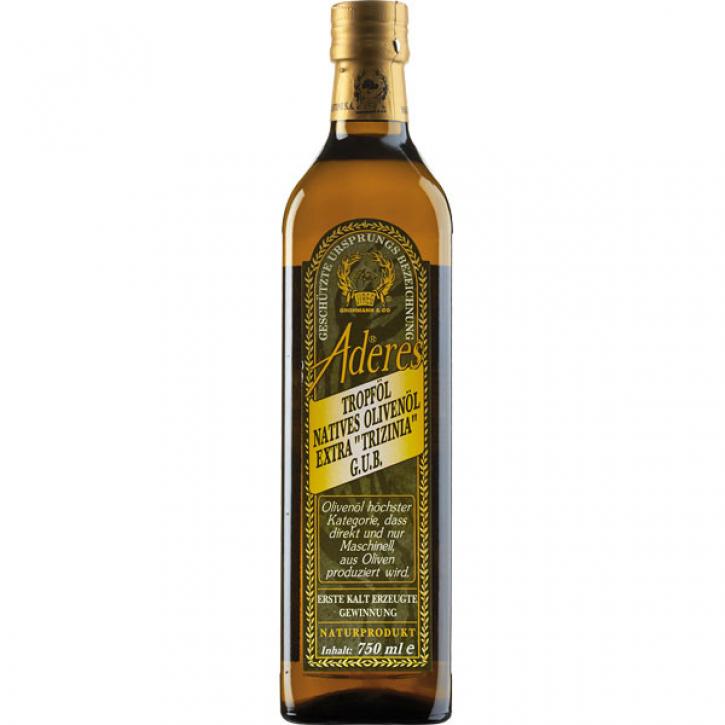 Oliven-Tropföl Aderes Trizinien (750ml) Magoula