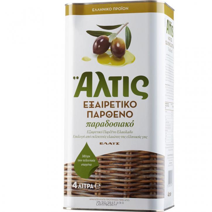 Olivenöl Extra Nativ Altis Paradosiako (4L)