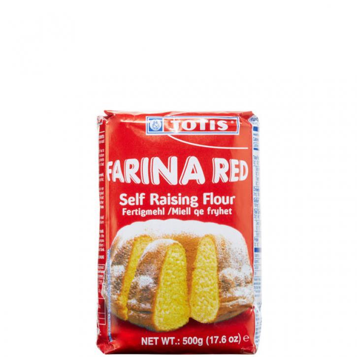 Farina Rot Mehl (500g) Jiotis