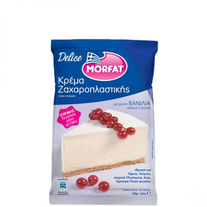 Delice Cream Vanilla (130g) Morfat
