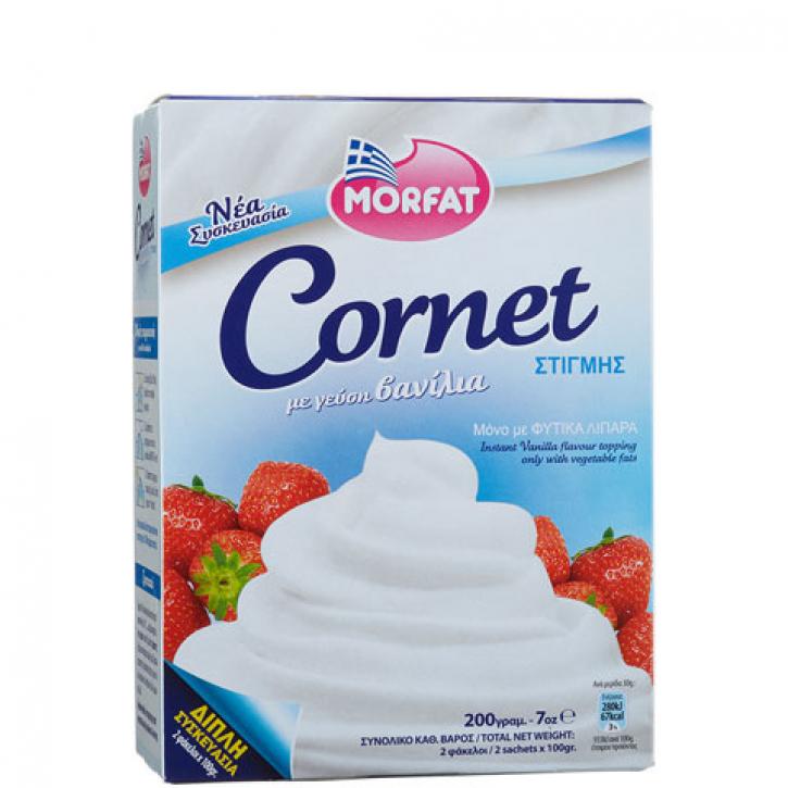 Cornet Vanilla (200g) Morfat