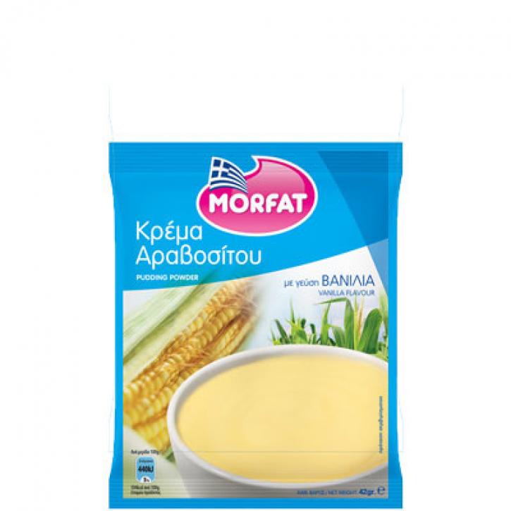 Puddingpulver Vanilla (42g) Morfat