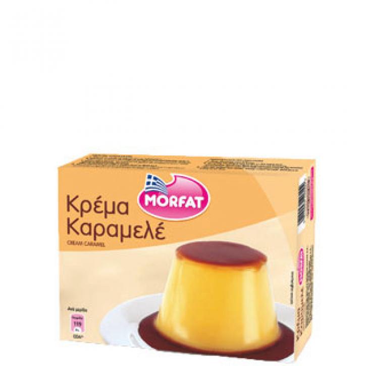 Cream Caramel (125g) Morfat