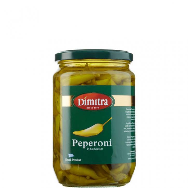 Peperoni mild (300g) Dimitra