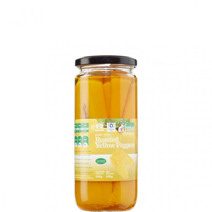 Paprika Florinis Gelb (500g) Freshland