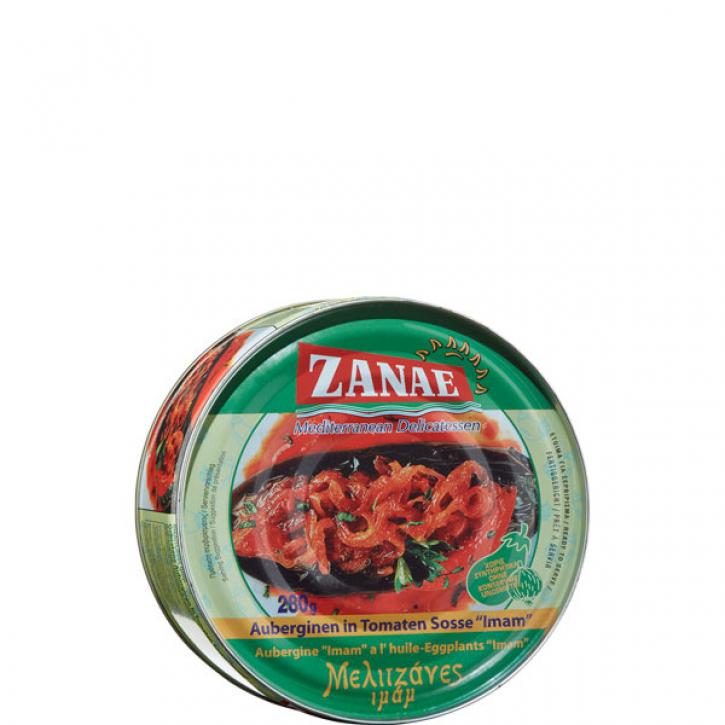 Auberginen in Tomatensauce Imam (280g) Zanae