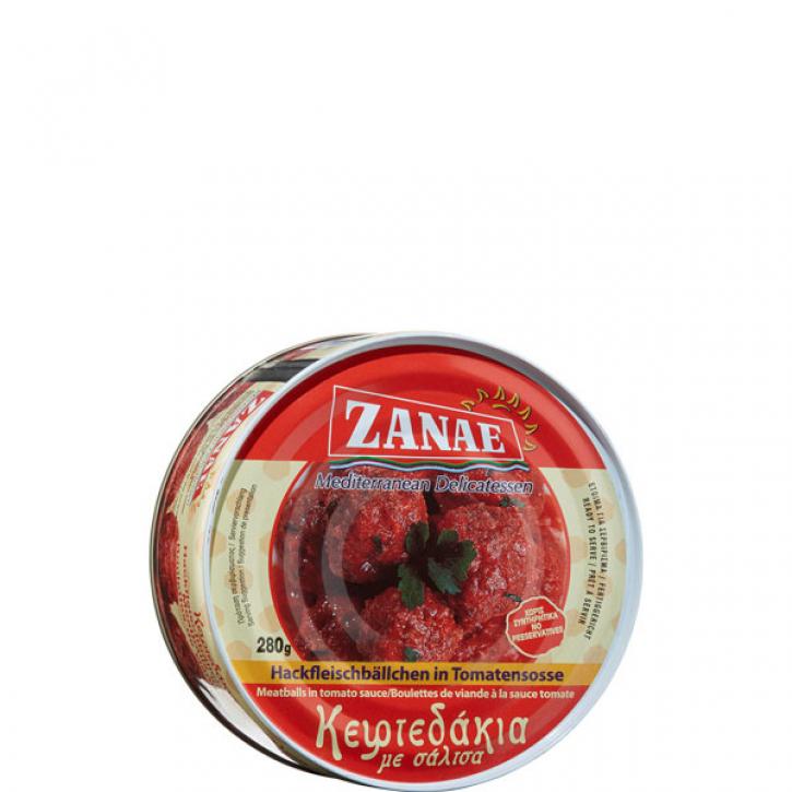 Hackfleischbällchen Keftedakia (280g) Zanae