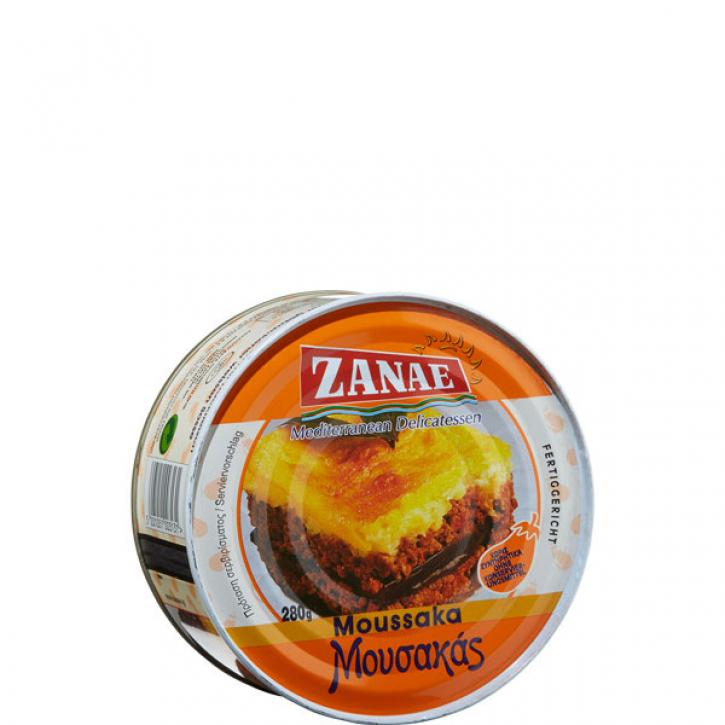 Mousaka fertig (280g) Zanae