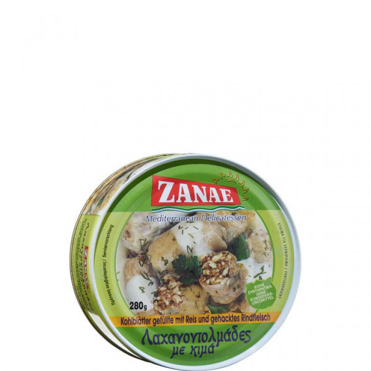 Kohlblätter mit Reis/Hackfleisch (280g) Zanae