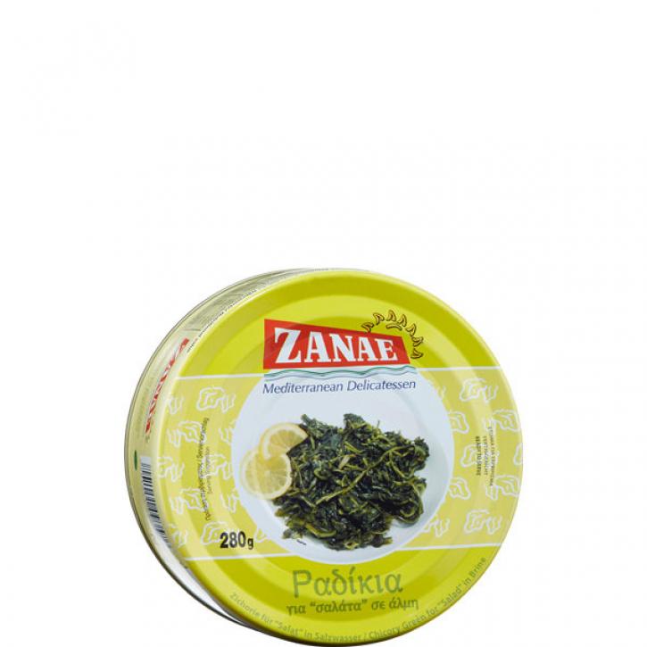 Zichorie in Salzwasser Radikia (280g) Zanae