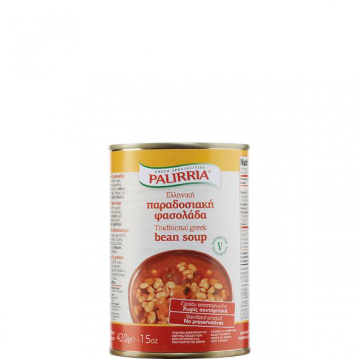 Bohnensuppe traditioneller Art (420g) Palirria