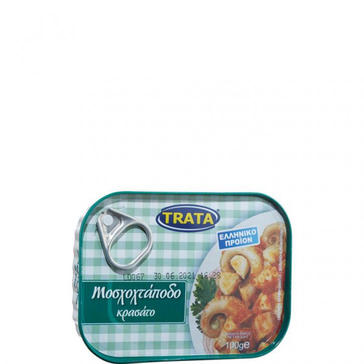 Polypenfische in Weißweinsauce (100g) Trata
