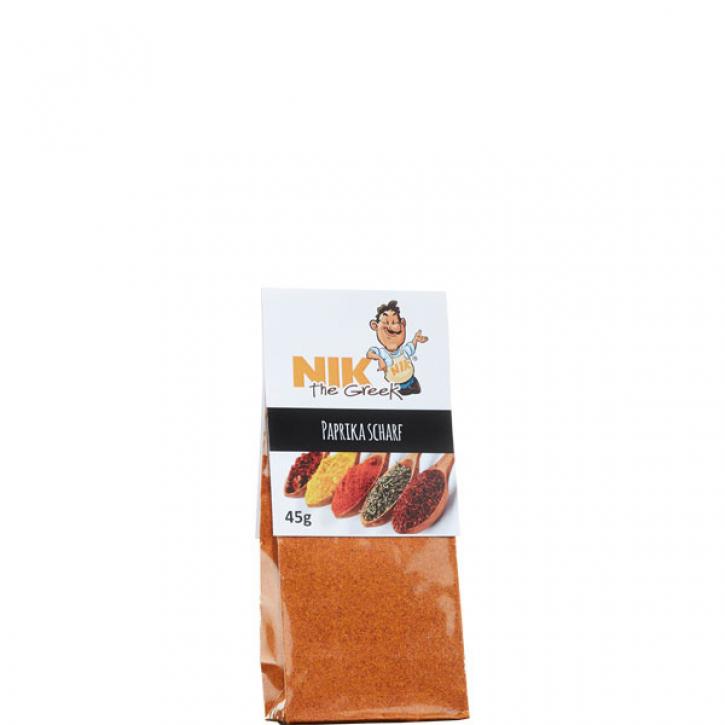 Paprika scharf (45g) NiktheGreek