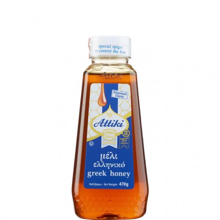 Honig aus Thymian (470g) Attiki