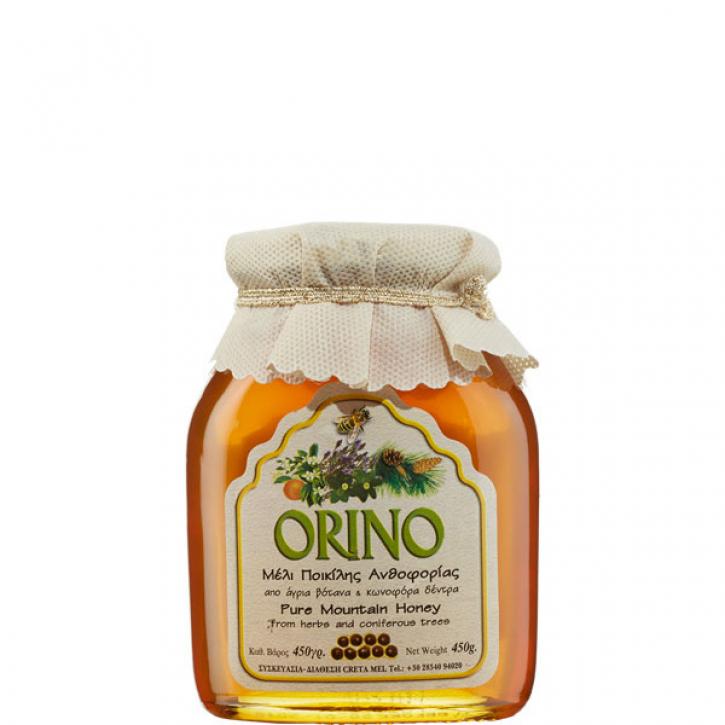 Honig aus Blütennektar (450g) Orino
