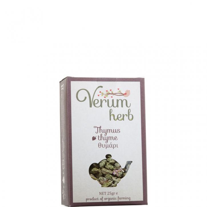 Thymian Blüten Tee BIO (25g) Verum Herb